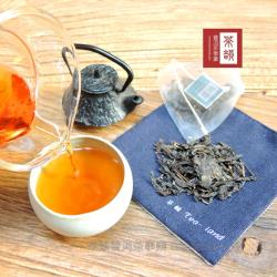 [茶韻普洱茶專賣店] [買四送一]草食系立體茶包 第二篇 草草相擁 陳期14年 普洱純生茶茶包(農殘檢驗合格,隨時隨地喝好茶,安心的選擇)茶葉