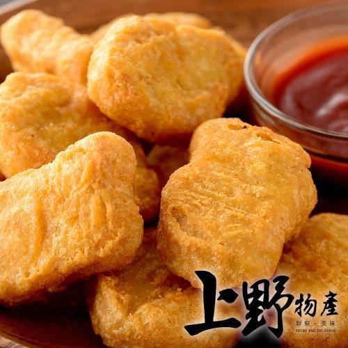 【上野物產】香酥黑胡椒麥克雞塊