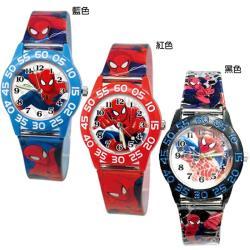 漫威復仇者聯盟蜘蛛人兒童錶手錶卡通錶 A1-1713【卡通小物】