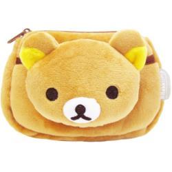 拉拉熊懶懶熊零錢包票卡夾車票夾證件夾 234233【卡通小物】