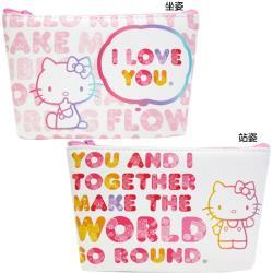 HELLO KITTY零錢包收納包 50211169【卡通小物】