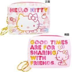 HELLO KITTY零錢包鑰匙圈 50211152【卡通小物】