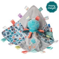 美國Mary Meyer 標籤親膚安撫巾-幾何章魚