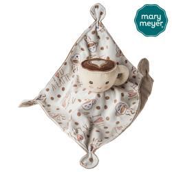 美國Mary Meyer 柔軟安撫巾-甜蜜蜜卡布奇諾
