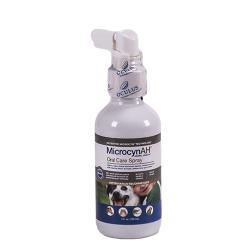 美國 MicrocynAH 麥高臣口腔護理噴霧 Oral Care Spray (4oz)