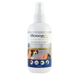 美國 MicrocynAH 麥高臣神仙凝膠 Wound and Skin Care Sprayable Hydrogel  (8oz)