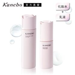Kanebo 佳麗寶 KANEBO煥采雙重保濕組(2款任選)
