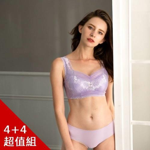 TJP頂級手作全蠶絲無鋼圈精品內衣/