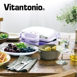 限時下殺↘日本Vitantonio小V鬆餅機 242(甜心紫)