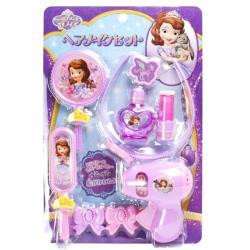 小公主蘇菲亞裝扮梳妝玩具組家家酒玩具 142569【卡通小物】