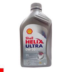 SHELL HELIX ULTRA SN 0W20 合成 機油