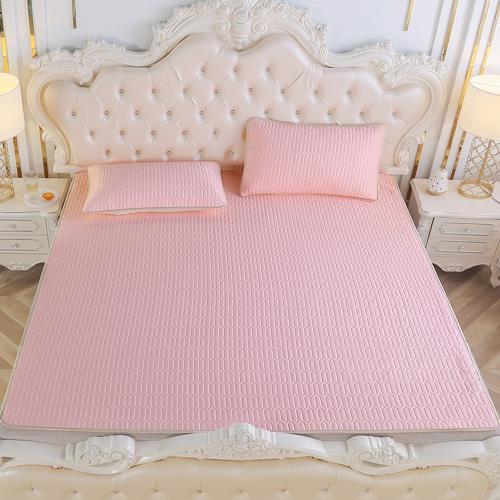 【契斯特】現代冰感乳膠涼墊+枕墊三件組