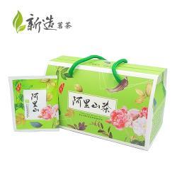【新造茗茶】精選阿里山高冷茶三角立體袋茶包 (30入/盒)