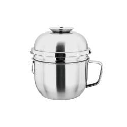 英國Karrimor 304不鏽鋼輕巧快餐杯 KA-B1411A