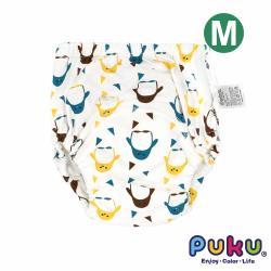 PUKU藍色企鵝 棉柔學習尿布褲_Q萌小企鵝 (M)