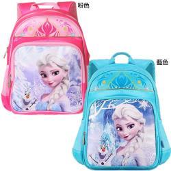 冰雪奇緣書包兒童後背包包雙肩背包 099455/099462【卡通小物】