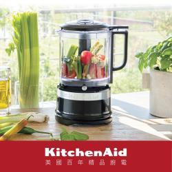 KitchenAid 5Cup食物調理機(新)尊爵黑 3KFC0516TBM