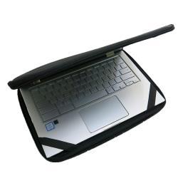 【Ezstick】ASUS C434 C434TA 12吋S 通用NB保護專案 三合一超值電腦包組(避震包)