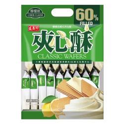 【盛香珍】檸檬夾心酥400g(包)