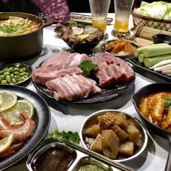 台北【燒桶子韓風立燒】平日銀桶子精選二人套餐券