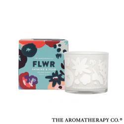 紐西蘭 Aromatherapy Co FLWR 系列 Pear  Jasmine 茉莉花梨 100g 香氛蠟燭