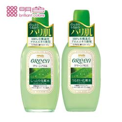 【MEISHOKU明色】綠蘆薈(清爽/保濕)化妝水6入組(170mL)