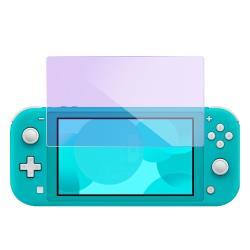 【SHOWHAN】Switch Lite 5.5吋 9H 藍紫光鋼化玻璃保護貼