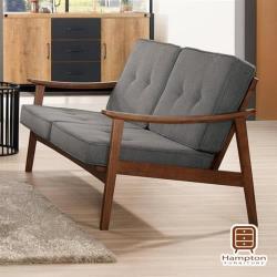 【Hampton 漢汀堡】葛麗泰休閒沙發雙人椅(一般地區免運費/雙人沙發/雙人座)