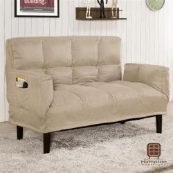 【Hampton 漢汀堡】艾希里雙人沙發椅(一般地區免運費/雙人沙發/兩人座)
