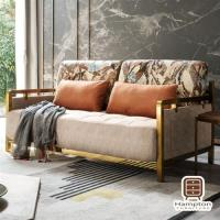 【Hampton 漢汀堡】梅蘭妮沙發床(一般地區免運費/ 沙發床/ 雙人沙發)