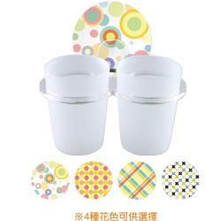 olina_2easy 無痕衛浴收納系列-雙杯架2入組