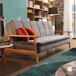 【Hampton 漢汀堡】亞伯特沙發床(沙發/休閒沙發/椅子/沙發床)