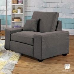 【Hampton 漢汀堡】哈爾單人椅(沙發/休閒沙發/椅子)