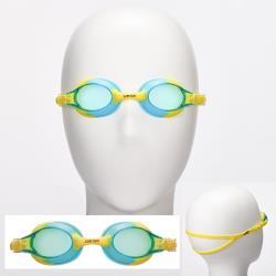 SAIN SOU兒童泳鏡兩支-快速調整-A34501