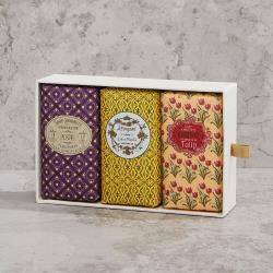 CLAUS PORTO 復古手工蠟封香氛皂禮盒組