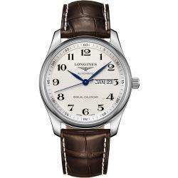 LONGINES 浪琴 Master 巨擘系列機械錶-40mm L29104783