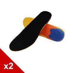 糊塗鞋匠 優質鞋材 C87 EVA複合運動鞋墊 (2雙/組)