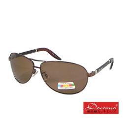 【TOP排行榜】頂級金屬雷朋太陽眼鏡 偏光鏡片搭配皮質鏡腳 多功能墨鏡 抗UV超質感