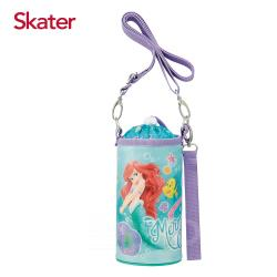 Skater可調式水壺袋-小美人魚愛麗兒
