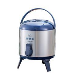 妙管家 5.8L 304內膽不鏽鋼保溫茶桶
