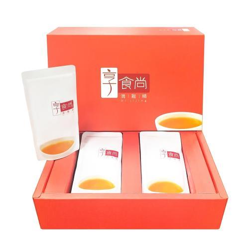 藍心湄代言享食尚5200mg膠原滴雞精暢銷組