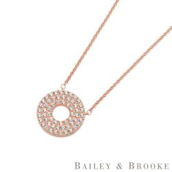 【Bailey  Brooke】愛爾蘭精品 彩鑽項鍊-Moon系列  (116559)