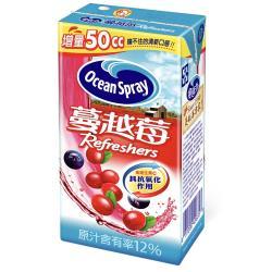 【優鮮沛】蔓越莓綜合果汁300ml(24入)