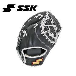 SSK 一壘壘球手套 黑 DWG41F-90