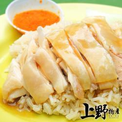 【上野物產】蔥燒清油新鮮嫩雞腿 (375g土10%/支) x2支組