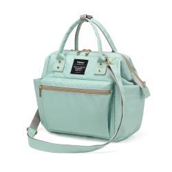 【Heine 海恩】WIN-196 兩用包 側背包 斜背包 後背包 小背包 小後背包 女包 防盜防潑水背包 小包 包包- 薄荷綠