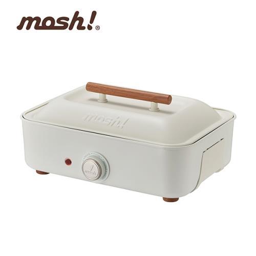 mosh多功能電烤盤(白色)M-HP1
