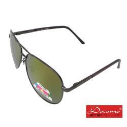 【Docomo專業金屬偏光款】舒適框體搭配多層度膜鏡片  年度最新款  超輕量眼鏡  寶麗來偏光太陽眼鏡