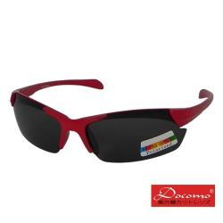 【Docomo戶外兒童運動太陽眼鏡】頂級偏光運動鏡片 時尚潮流新設計 小孩子也可以戴的很帥氣