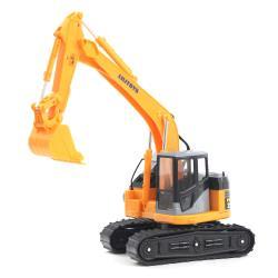 寶盟 仿真磨輪動力車系列-怪手車(挖土機)